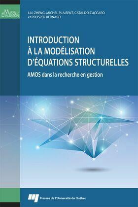 Introduction à la modélisation d'équations structurelles