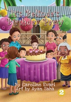 It's Belinda's Birthday Party