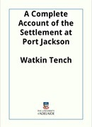 The Settlement at Port Jackson