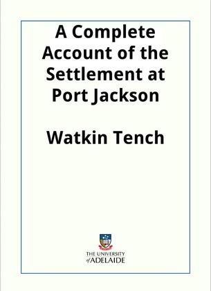 The Settlement at Port Jackson