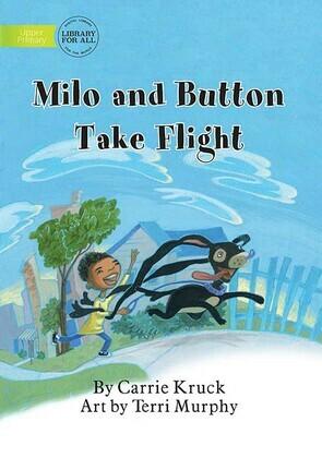 Milo and Button Take Flight