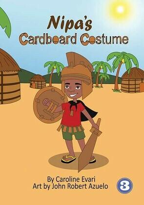 Nipa's Cardboard Costume