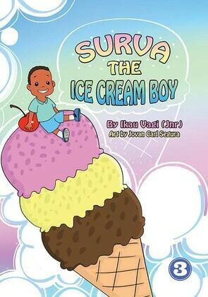 Surva The Ice Cream Boy