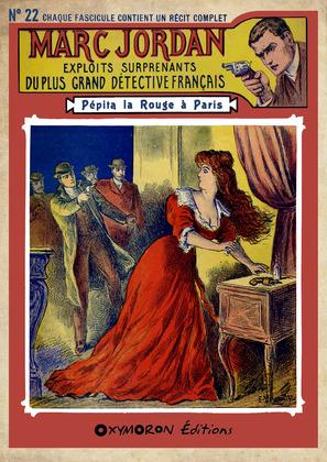 Pépita la Rouge à Paris