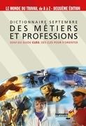 Dictionnaire Septembre des métiers et professions
