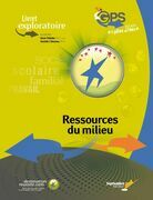 Livret exploratoire GPS / Ressources du milieu