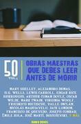 50 Obras maestras que debes leer antes de morir