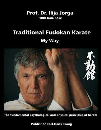Traditional Fudokan Karate