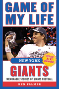 Game of My Life New York Giants