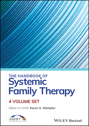 The Handbook of Systemic Family Therapy, Set
