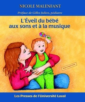 Eveil du bébé aux sons et à la musique L'