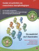 Guide et activités en conscience morphologique