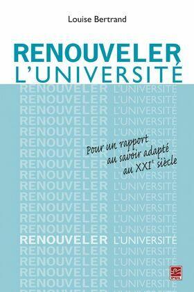 Renouveler l'université