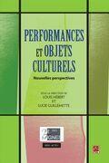 Performances et objets culturels