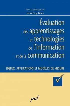 Évaluation des apprentissages et technologies de ...