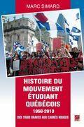 Histoire du mouvement étudiant québécois 1956-2013