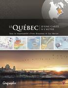 Le Québec d'une carte à l'autre