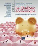 Le Québec économique 2012