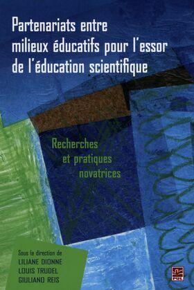 Partenariats entre milieux éducarifs pour l'essor de...