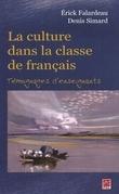 La culture dans la classe de français : Témoignages ...