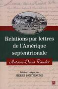 Relations par lettres de l'Amérique septentrionale
