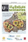 Les inégalités scolaires. Actes de la 2e édition de l'Université d'été francophone