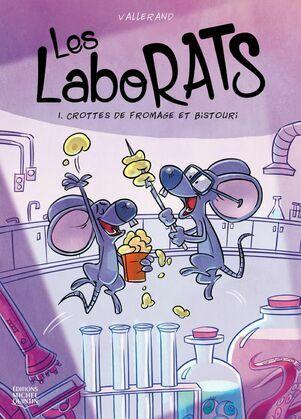 Les Laborats 1 - Crottes de fromage et bistouri