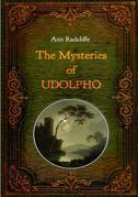 The Mysteries of Udolpho - Illustrated