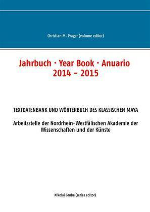 Jahrbuch · Year Book · Anuario 2014 - 2015