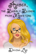 Amber, the Bubbly Blonde from Marketing