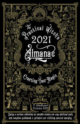 Practical Witch's Almanac 2021
