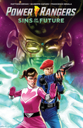 Saban's Power Rangers Original Graphic Novel: Sins of the Future
