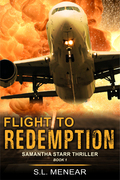 Flight to Redemption (A Samantha Starr Thriller, Book 1)