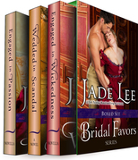 Bridal Favors Series Boxed Set (Three Historical Romance Novels in One)
