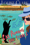 Cat Among The Fishes (The 9 Lives Cozy Mystery Series, Book 5)