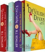 The Devilish Divas Boxed Set, Books 1-3: Three Complete Women's Fiction Novels