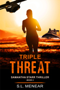 Triple Threat (A Samantha Starr Thriller, Book 3)