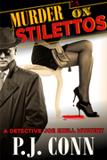 Murder on Stilettos (A Detective Joe Ezell Mystery, Book 4)