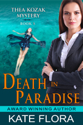 Death in Paradise (The Thea Kozak Mystery Series, Book 5)