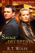 Savage Deception (The Nickie Savage Series, Book 1)