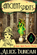 Ancient Spirits (A Daisy Gumm Majesty Mystery, Book 6)