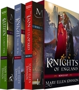 The Knights of England Boxed Set, Books 1-3
