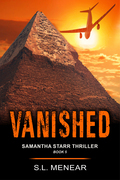 Vanished (A Samantha Starr Thriller, Book 5)