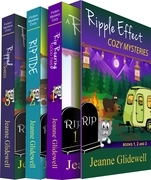 The Ripple Effect Cozy Mystery Boxed Set, Books 1-3