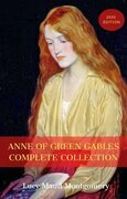 Anne Of Green Gables Complete 8 Book Set