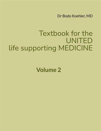 Textbook for the United life supporting Medicine