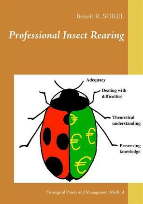 Professional insect rearing