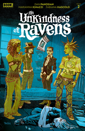 An Unkindness of Ravens #2