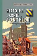 Histoire du Comté de Ponthieu (Histoire d'Abbeville et du comté de Ponthieu • Tome Ier)