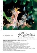 Relations. Beyond Anthropocentrism. Vol. 3, No. 1 (2015). Wild Animal Suffering and Intervention in Nature: Part II